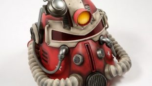 The Fallout T-51b Replica Helmet Is Now Under Recall