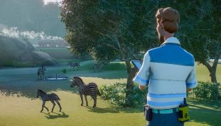 New Planet Zoo Trailer Offers Some Early Beta Gameplay