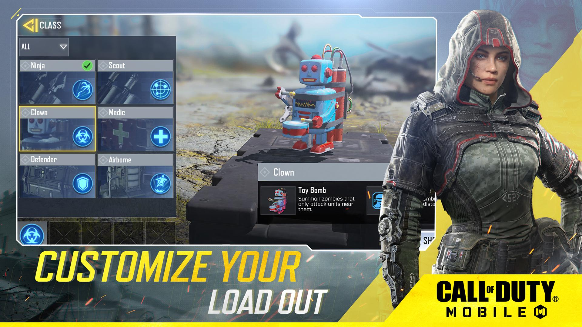 Call Of Duty Mobile How To Change Your Nickname Without Losing