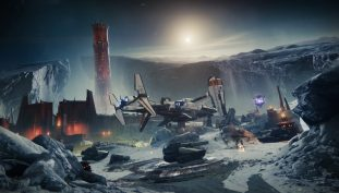 Destiny 2: New Light – All Region Chest Locations | The Moon
