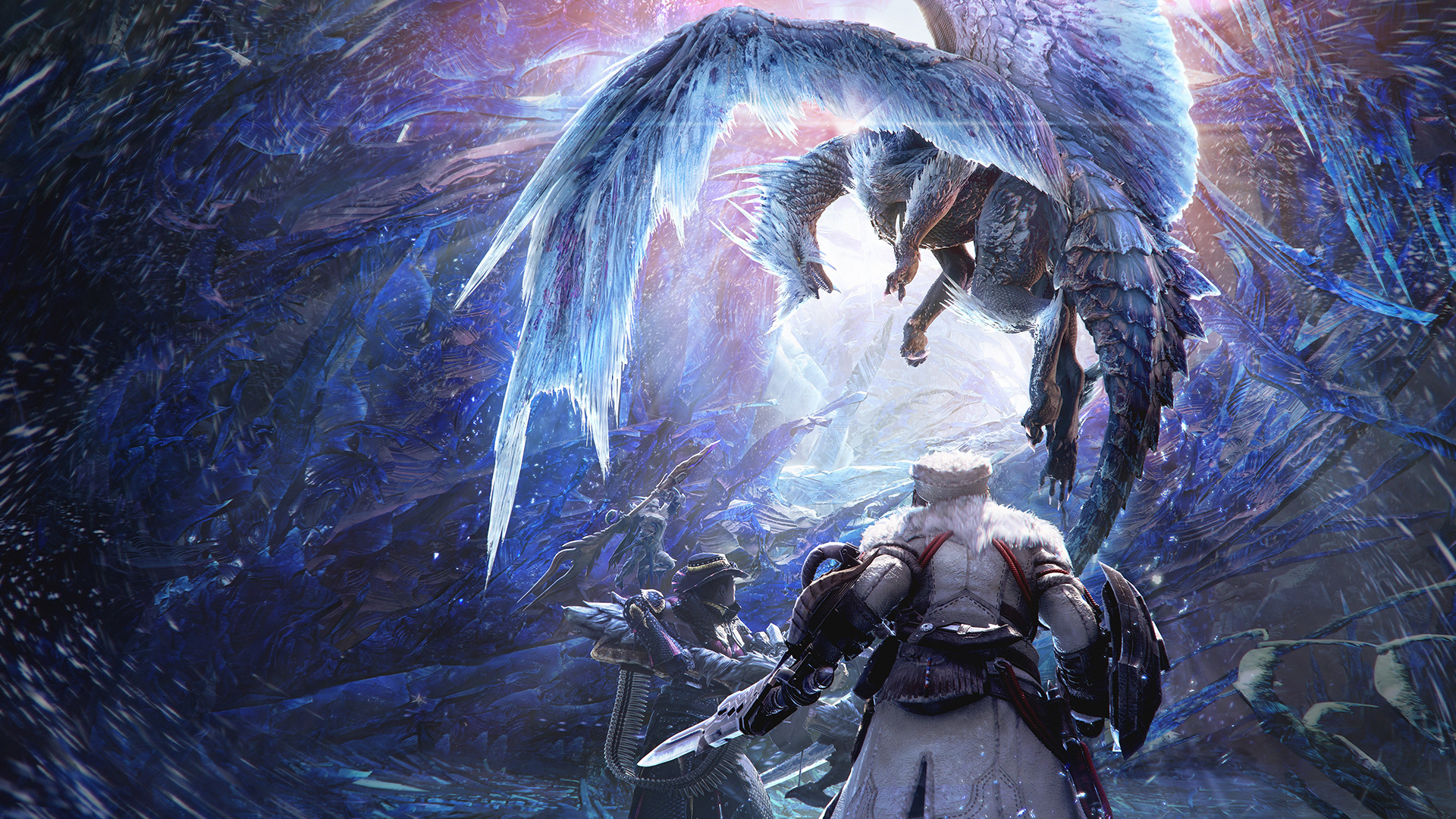 Monster Hunter World Iceborne Expansion Wallpapers In Ultra Hd