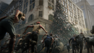 "World War Z ""Kill it With Fire"" Update Brings New Missions, Prestige Ranks, and Rewards"