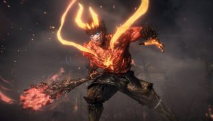 Nioh 2 Livestream Showcases New Gameplay and Epic Boss Battle in Action