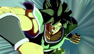 Latest Dragon Ball FighterZ Trailer Showcases Broly in Action