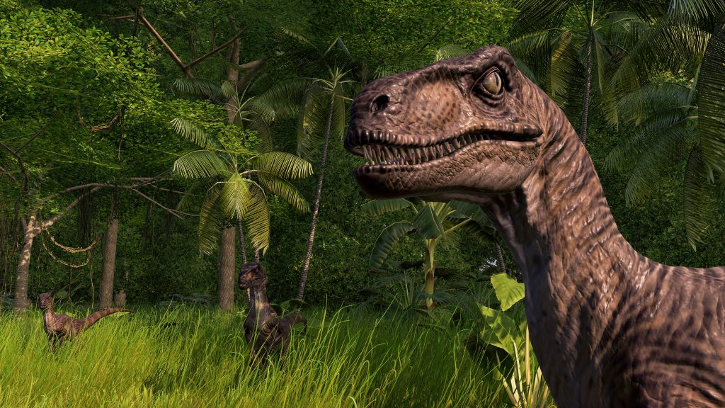 Jurassic World: Evolution DLC Returns to the Iconic Jurassic Park