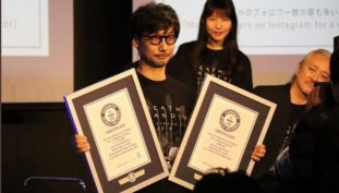 Hideo Kojima Receives Guinness World Record for Most Followed Game Director on Twitter & Instagram