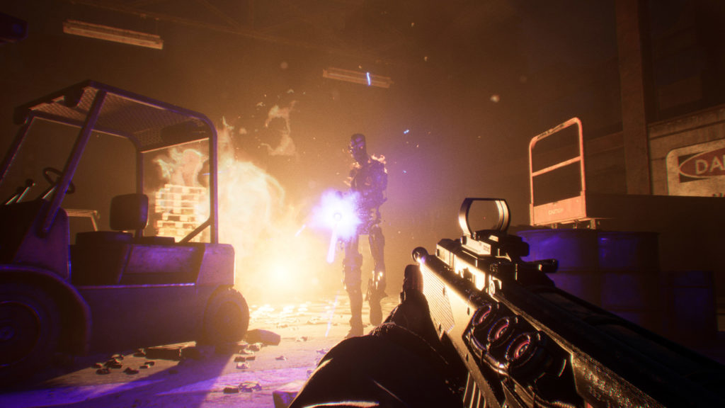 Terminator: Resistance Launch Trailer Showcases The Fate of Universe is in Your Hands