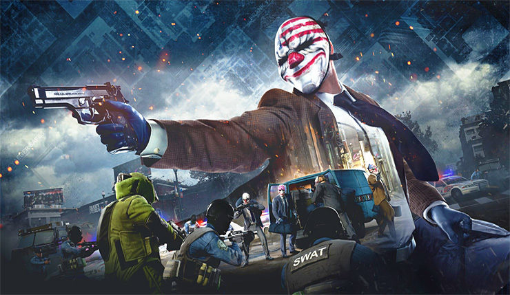 PayDay 2 Border Crossing DLC Announced, Features New Locations and Storylines