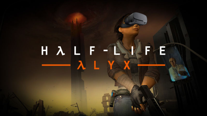 """Valve Announces New Half-Life Title; """"Flagship VR"""" Game, More Details Set to Release This Thursday"""