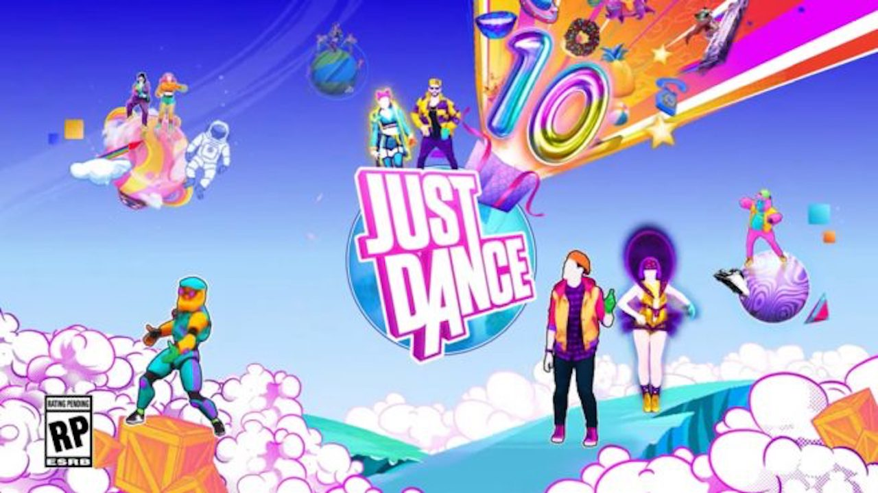 Just Dance 2020 Tracklist Revealed, Features 40 Songs To Jam Out With
