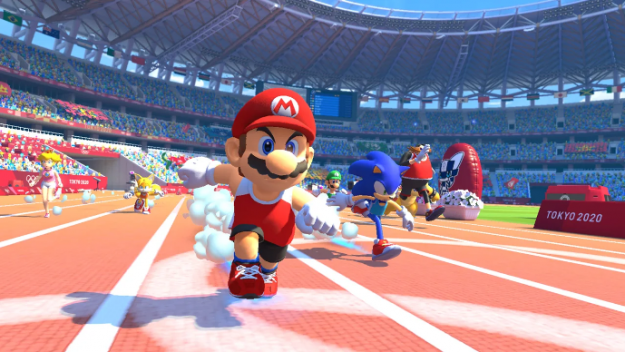 Mario & Sonic at the Olympic Games 2020 Launch Trailer Released, Watch Here