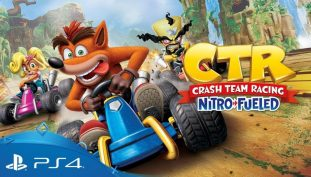 Crash Team Racing Nitro-Fueled Receives Accolades Trailer Right in Time for the Holiday Season