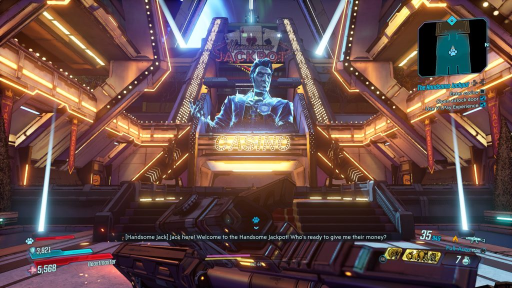 Borderlands 3 Moxxi S Heist Dlc How To Access The