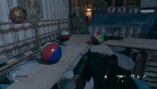 Call of Duty: Modern Warfare – It's Raining Beach Balls In This Ridiculous New Easter Egg