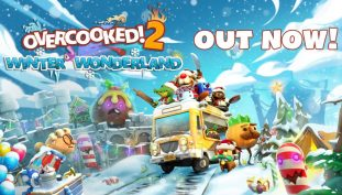 Overcooked 2 Winter Wonderland Out Now, Check Out Festive Launch Trailer Here