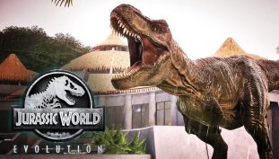 Jurassic World Evolution: Return to Jurassic Park Launch Trailer Has All The Feels