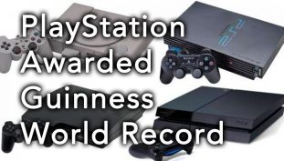Guinness World Record Awarded to PlayStation for Best-Selling Home Console Brand