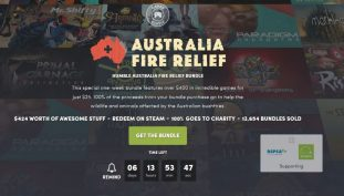Humble Bundle Offers A Bundle Dedicated Towards Australia Charities