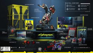 Cyberpunk 2077 Delay Allow For More Collector's Edition Pre-Orders