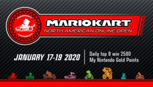 Nintendo Announces Mario Kart 8 'Online Open' Will Begin On January 17