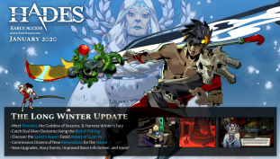 Supergiant Games Detail Hades: Long Winter Update; Full Patch Notes Released