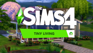 Sims 4 Gets New DLC Called Tiny Living, Watch Trailer Here