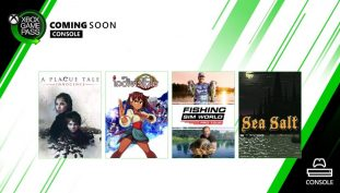 Xbox Game Pass for Console is Receiving New Batch of Games Starting Tomorrow