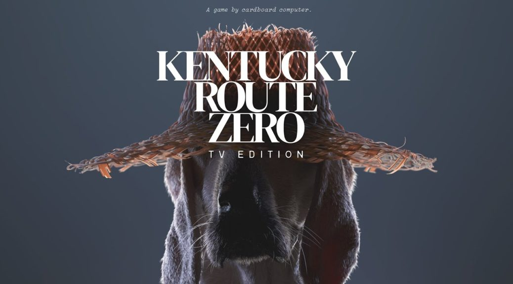 Kentucky Route Zero: TV Edition Launch Trailer Released, Final Act Now Available to Play