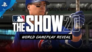 MLB The Show 20 Receives World Premiere Gameplay in New Trailer