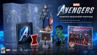 Crystal Dynamics Announce Marvel's Avengers Earth;s Mightiest Collector Edition, PlayStation Exclusives, and More