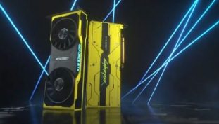 Nvidia Creates A Limited Edition Cyberpunk 2077 GPU
