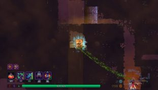Dead Cells: How To Get Gold Reserves 5 | Secret Blueprint Guide