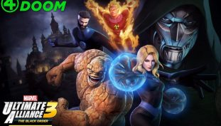 Marvel Ultimate Alliance 3: Fantastic Four: Shadow of Doom Expansion Releases in Late March