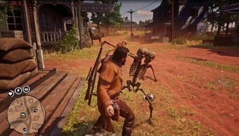 RDR2-two-headed-skeleton
