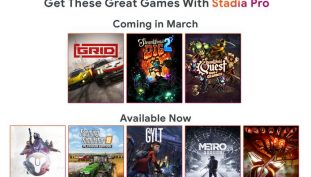 Google Announces Free Titles With Stadia Pro Membership, New Weekly Deals Detailed