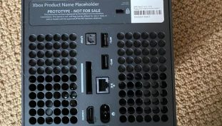 New Reports Claim Unmarked Port On Back Of XSX Is For Expandable Storage