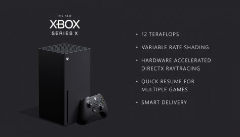 Xbox Series X Smart Delivery Gets Upbeat Trailer Showcasing Crossover Titles