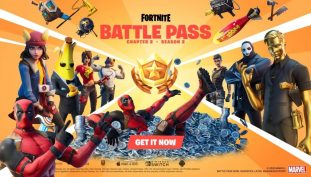 Fortnite Chapter 2 Season 2 Will Introduce Deadpool as New Playable Skin, Watch Battle Pass Trailer