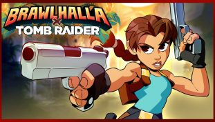 Lara Croft From the Tomb Raider Franchise Joins the Epic Free-To-Play Fighting Title, Brawlhalla
