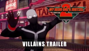 Latest My Hero One's Justice 2 Trailer is Centered Around the Villains