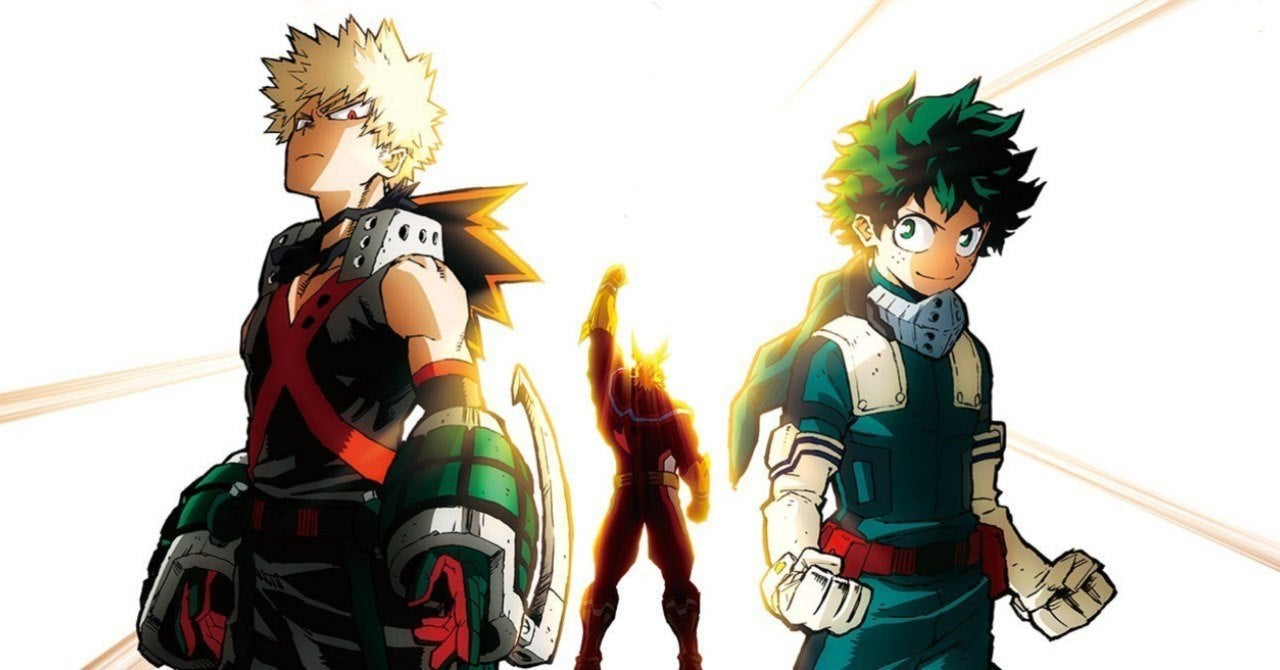 Review Roundup: My Hero Academia: Heroes Rising is an Exciting, Action-Filled Sequel That Sets Up the Final Film Nicely