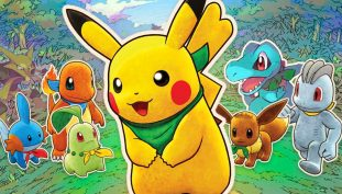 Latest Pokemon Mystery Dungeon: Rescue Team DX Trailer Turns You Into a Pokemon