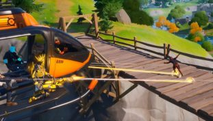 Helicopters Are Being Added Into Fortnite