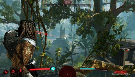 Watch 30 Minutes of Predator: Hunting Grounds Multiplayer Gameplay
