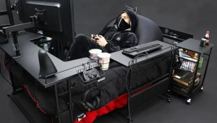 Is This The Best Gaming Bed Ever Created?