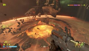 DOOM Eternal: All Collectibles Locations   M7: Mars Core