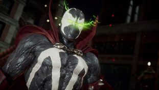 Spawn Looks Badass in Mortal Kombat 11 Gameplay Debut Trailer [Video]