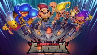 Nintendo Surprise Game Announcement, Exit the Gungeon Available Now
