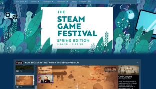 Valve Throws Together Steam Game Festival To Makeup For GDC 2020
