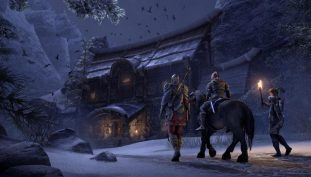 Latest Trailer The Elder Scrolls Online Showcases the Upcoming Greymoor – Descend into the Dark Heart of Skyrim Expansion